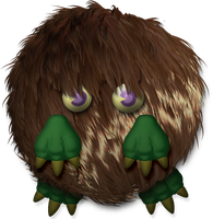 Kuriboh3D by dragonfetus
