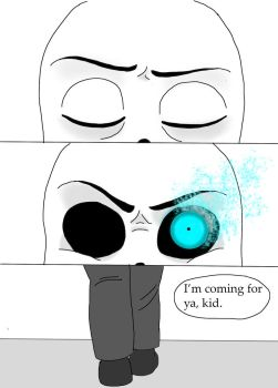 Undertale - Getting Prepared (Page 4 - END) by Syanas