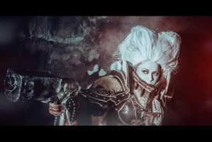 Warhammer 40000 Inquisition Cosplay: KILL by alberti