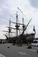 Pirate ship 6 by CAStock