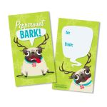 Peppermint Bark Tag by magenmitchell
