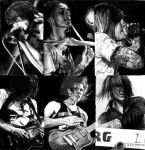 A Skylit Drive by Music-Art-Addict