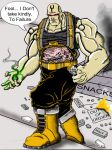 krang by ryangiovinco-Colored by Elkaddalek