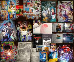 For Sale: Anime Stuff Etc by hirokada