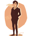 A Young Mccartney by Moonylight12