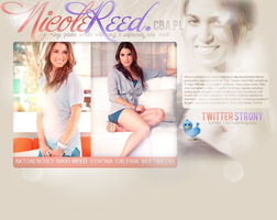 Old Nikki Reed Layout 2 by lovegonewrong