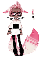 [CLOSED AUCTION] Pinky Adopt by machinekun