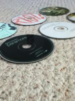 My Paramore CDs by Erinwolf1997