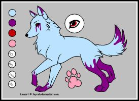 wolf adobtable.breedable-SOLD by Adoptables-FalakWolf