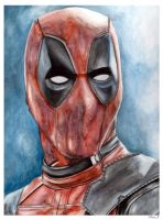 Deadpool by PDJ004