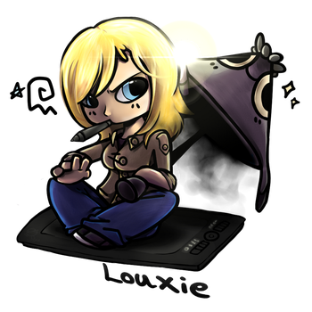 Louxie chara by Louxie