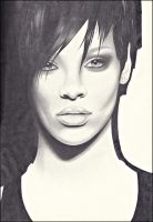 rihanna WIP 5 by andreavelazquez