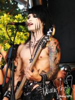 Black Veil Brides-Warped Tour 2011 by AdrianaFazzi