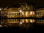 Zwinger by night by Dieffi