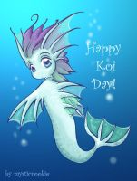 Koi Day by mysticcookie