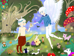 .:So... this is what you call 'fairy'?:. by Pelusita-Fideos