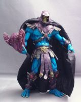 MOTU Skeletor by Shinobitron