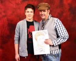 Connor Jessup and Lindsay Peebles by LindsayPeebles