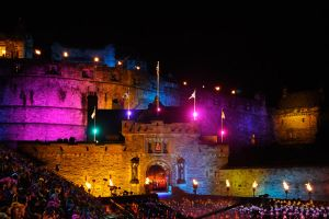 Edinburgh Military Tattoo 4 by wildplaces