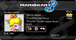 MK8 License - Usazul by RUinc