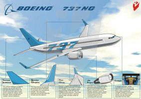Boeing 737 NG by supirdelman