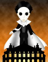 Phantom of the Opera Pocket by verreaux