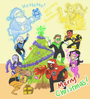 Christmas with the Lanterns by Clazziquai