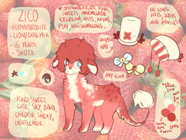 Zico REF (Not made by me) by niqhtliqhts