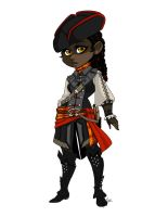 Little Aveline by sunflowermints