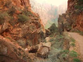 Endless Canyon by acbanimalluver96