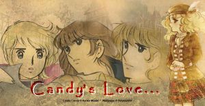 Candy's Love Wallpaper by potpourriVI