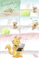 Virtual Pet Abuse by eternalsaturn