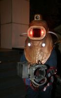 Subject Delta at DragonCon 2011 with Launcher by tn-scotsman