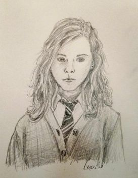Hermione by Umberink