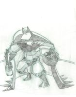 The Batman Begins by Hen-Hen