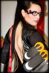 Bayonetta - That Look by Luthy-Lothlorien