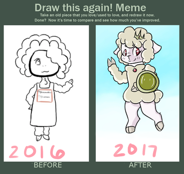 yay improvement by Thelonelypasta