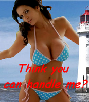 Giantess lighthouse ID by Giantessfanatic