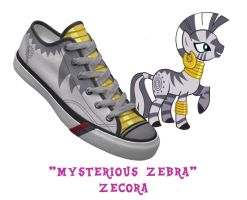 Zecora shoes by DoctorRedBird