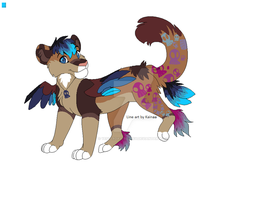 Feline Adopt OPEN by Yesterday-Torrey