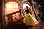 Snow white and price by lilie-morhiril