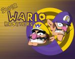 Super Wario Brothers by KingHedgehog