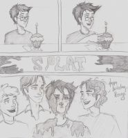 Happy Birthday, James Potter! by hatepotion