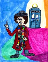 Fourth Doctor by SonicClone