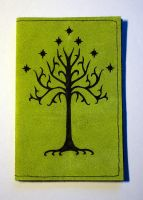 E-reader cover of Gondor by perost