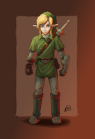 Zelda fan art by mefesto78