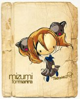 mizumi cat sorceress by Thiefoworld