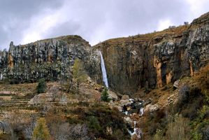 Waterfall by gors