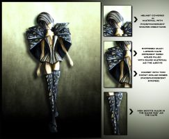 GaGa Fashion 21 by Nellista