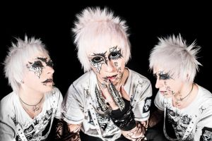 Visual Kei Contrast by Tomas Mascinskas by TomasMascinskas